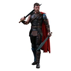 Gladiator Thor Sixth Scale Figure by Hot Toys - Thor: Ragnarok