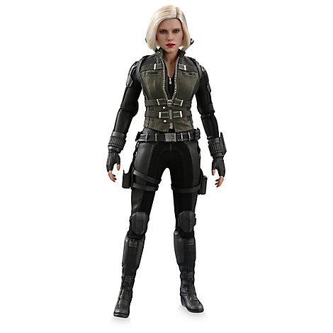Black Widow Sixth Scale Figure by Hot Toys - Marvel's Avengers: Infinity War