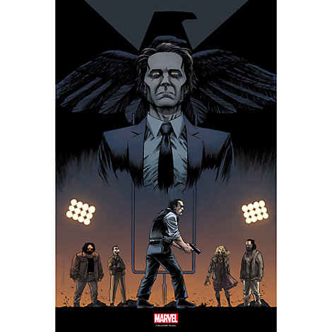 Marvel's Agents of S.H.I.E.L.D. ''One of Us'' Print