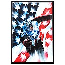 Captain America ''Cap 34'' Giclée by Alex Ross - Limited Edition