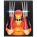 Wolverine ''Visions: Wolverine'' Giclée by Alex Ross - Limited Edition