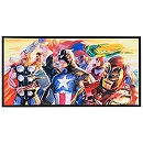 Marvel ''Invincible'' Giclée by Alex Ross - Limited Edition