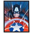 Captain America ''Visions: Captain America'' Giclee by Alex Ross - Ltd. Edition