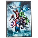 Avengers ''Avengers'' Giclée by Adi Granov - Limited Edition
