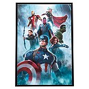 ''Avengers of Our Age'' Giclée on Canvas - Limited Edition