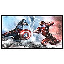 ''Civil War: Lightning Strike'' Giclée by Alexander Lozano - Ltd. Edition