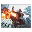''Deadpool: Favorite Things'' Giclée by Christopher Clark - Ltd. Edition