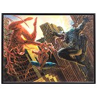 Spider-Man ''Pick your Poison'' Giclee by Christopher Clark | Marvel |