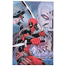 Deadpool ''Swords at the Ready'' Giclée by Reilly Brown - Limited Edition