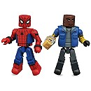 Spider-Man: Homecoming Minimates Set - Spider-Man and Shocker