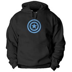 Captain America Hoodie for Adults - Customizable