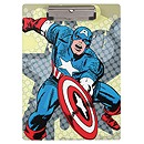 Captain America Clipboard - Customizable