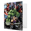 The Avengers 3-Ring Binder - Customizable