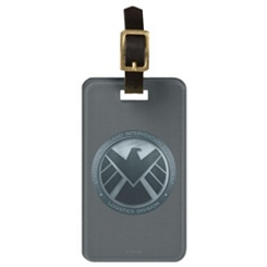 Agents of S.H.I.E.L.D. Luggage Tag - Customizable