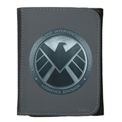 Agents of S.H.I.E.L.D. Tri-Fold Wallet - Customizable