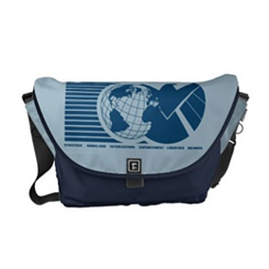 Agents of S.H.I.E.L.D. Courier Bag - Customizable