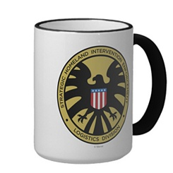 Agents of S.H.I.E.L.D. Mug - Customizable