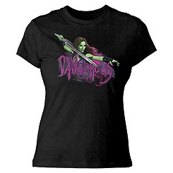 Gamora Tee for Women - Guardians of the Galaxy - Customizable