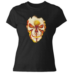 Ghost Rider Tee for Women