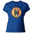 Thor Retro Tee for Women - Customizable