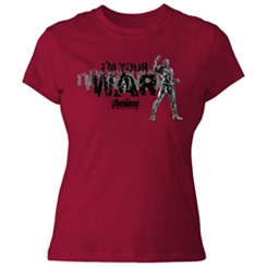 Marvel's Avengers: Age of Ultron Tee for Women - Customizable