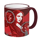 Scarlet Witch Mug - Captain America: Civil War - Customizable