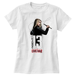 Agent 13 Tee for Women - Captain America: Civil War - Customizable