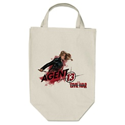 Agent 13 Tote Bag - Captain America: Civil War - Customizable