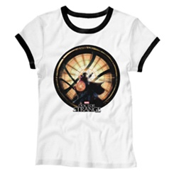 Doctor Strange Ringer Tee for Women - Customizable