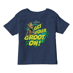 Groot Tee for Kids - Guardians of the Galaxy Vol. 2 - Customizable