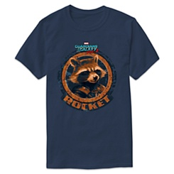 Rocket Tee for Men - Guardians of the Galaxy Vol. 2 - Customizable