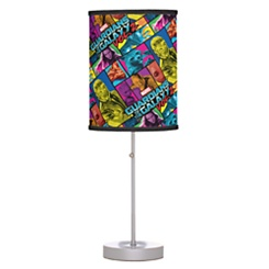 Guardians of the Galaxy Vol. 2 Lamp - Customizable