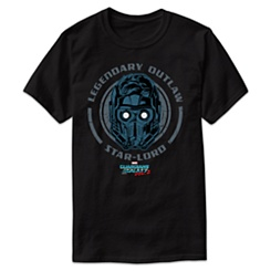 Star-Lord Tee for Men - Guardians of the Galaxy Vol. 2 - Customizable