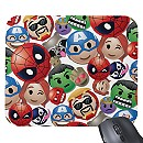 Marvel Emoji Characters Mouse Pad - Customizable