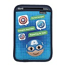 Captain America Emoji Sleeve For iPad Mini - Customizable