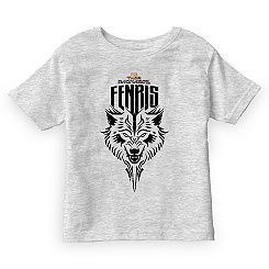 Thor: Ragnarok Fenris Wolf T-shirt - Kids - Customizable