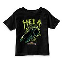 Thor: Ragnarok Hela T-shirt - Kids - Customizable