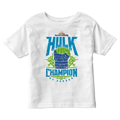 Hulk Champion of Sakaar Graphic T-Shirt for Kids - Thor: Ragnarok - Customizable