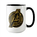 Marvel's Avengers: Infinity War Avengers Icon Mug - Customizable