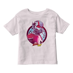 Ant-Man and the Wasp: Molecular Badge T-Shirt for Girls - Customizable