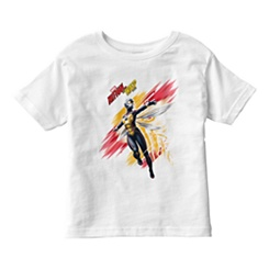 Ant-Man and the Wasp: Quantum Blur Wasp T-Shirt for Girls - Customizable