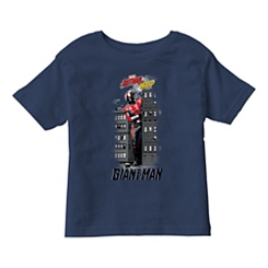 Ant-Man and the Wasp: Giant-Man Between Buildings T-Shirt for Boys