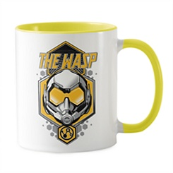 Ant-Man and the Wasp: The Wasp Helmet Icon Mug - Customizable