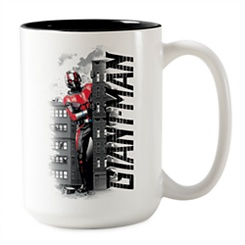 Ant-Man and the Wasp: Giant-Man Between Buildings Two-Tone Mug Customizable
