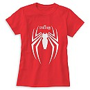 Spider-Man Logo T-Shirt for Men - Customizable