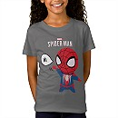 Spider-Man ''Hi'' T-Shirt for Kids - Customizable