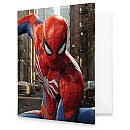 Spider-Man Three Point Landing 3 Ring Binder - Customizable