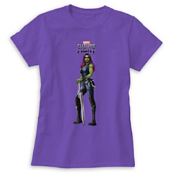 Gamora T-Shirt for Women - Marvel Future Fight - Customizable
