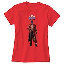 Star-Lord T-Shirt for Women - Marvel Future Fight - Customizable