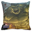 Hulk Roar Throw Pillow - Marvel Future Flight - Customizable